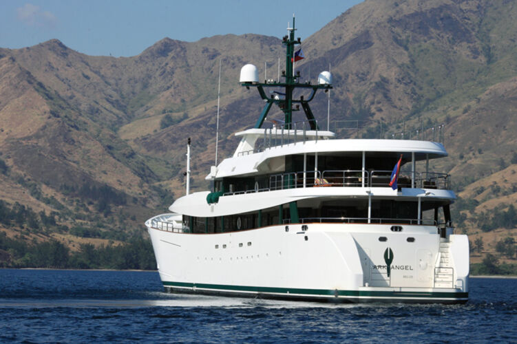 55M M/Y Ark Angel