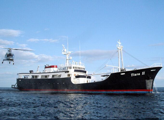 The M/Y Tiara II