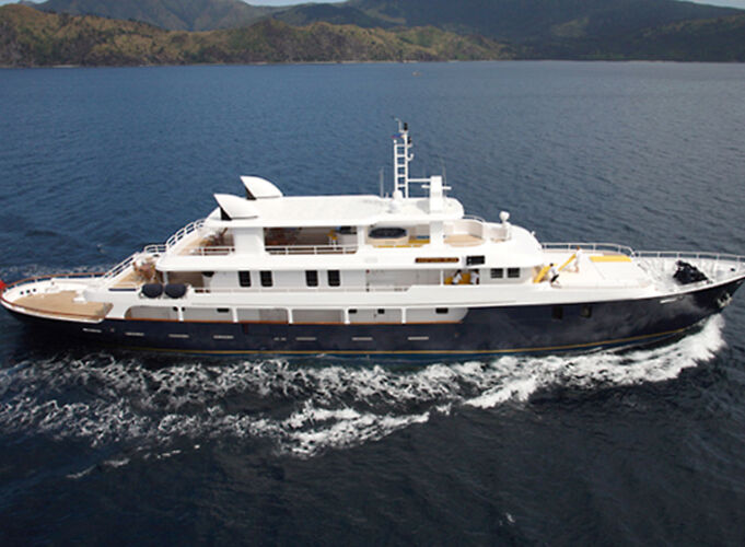 48.5M The M/Y Western Isles