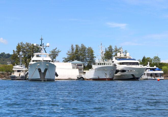 HYS Shipyard 2
